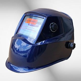 Schweißhelm 2500G+ blue