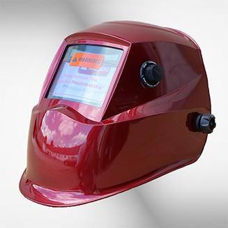 Schweißhelm 2500G+ red