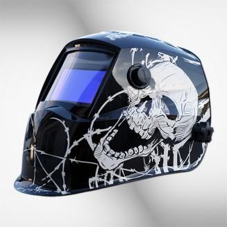 Schweißhelm 2500G+ skull